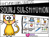 Sound Substitution {A Working With Words Center}
