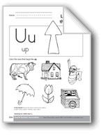 Sound-Symbol Association: Initial Short u