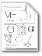 Sound-Symbol Association: Initial m