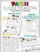 Sound Waves Science Close Read Text-Dependent Activity & S