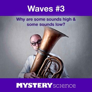 Sound & Waves NGSS:Sound, Vibrations & Waves ❤ BUNDLE:Acti