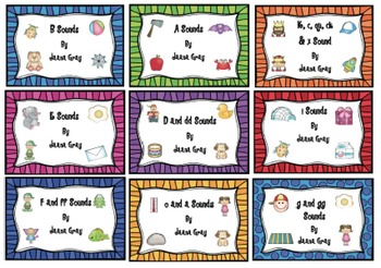 Sound Waves Phonics Spelling Set 1 - Read and Write the Room