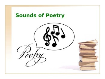 Sounds of Poetry