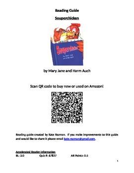 Souperchicken - Book Supplemental Resource