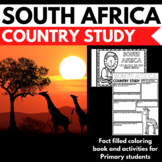 South Africa Booklet Country Study