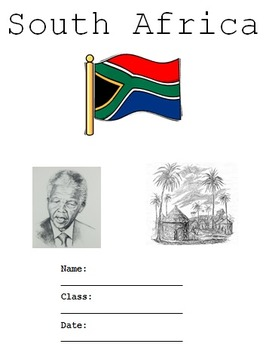 South Africa A research Project