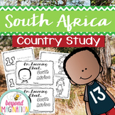 South Africa Country Study | 48 Pages for Differentiated L
