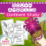 South America Continent | 48 Pages for Differentiated Lear