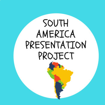 South America Trip Itinerary PRESENTATION