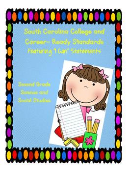 South Carolina College and Career Standards- 2nd Grade Sci