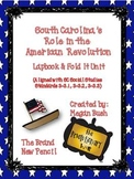 South Carolina Revolutionary War Lapbook and MiniBook