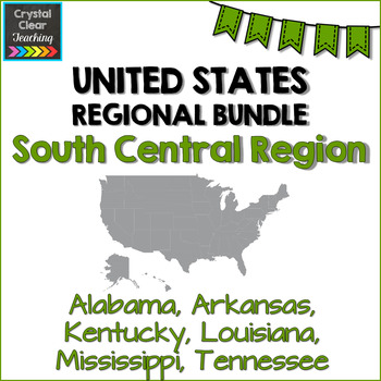 South Central State Region Bundle
