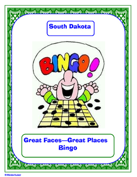 SD History Bingo - Famous Faces
