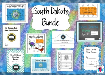 South Dakota Resource Bundle-10 Resources