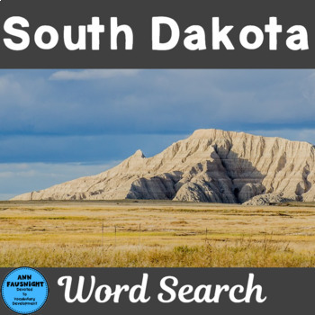 South Dakota Search and Find