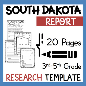 South Dakota State Research Report Project Template Bonus