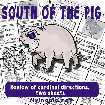 South of the Pig