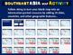 Southeast Asia Map Activity - fun, engaging, follow-along