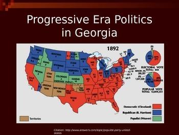 Southern Politics Notes
