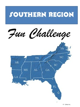 Southern States Region Fun Challenge Packet