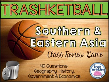 Southern and Eastern Asia Review Game (TRASHKETBALL)
