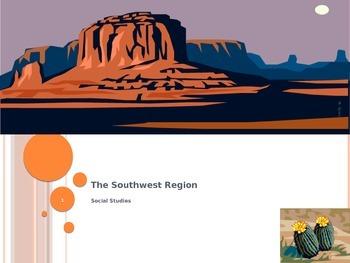 Southwest Region United States