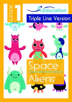 Space - Aliens (II): Meet the Aliens - Grade 1 ('Triple-Tr