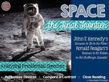 Space: Analyzing Presidential Speeches of John F. Kennedy