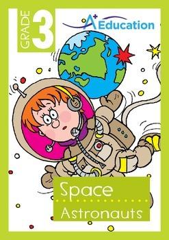 Space - Astronauts - Grade 3