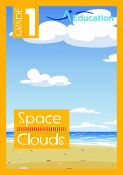 Space - Clouds (II) - Grade 1