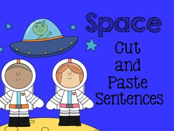 Space Cut and Paste Sentences
