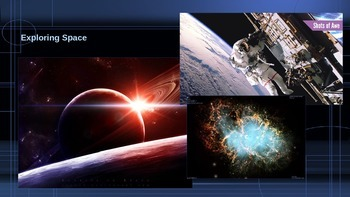 Space Exploration and Technology PPT