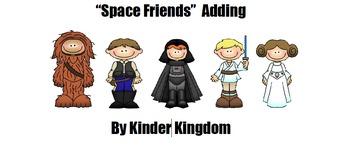 Space Friends Adding