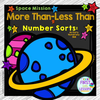 Space Mission More Than Less Than Number Sorts