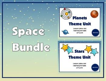 Space - Planets & Stars Bundle