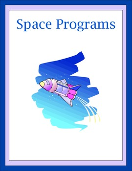 Space Programs Thematic Unit