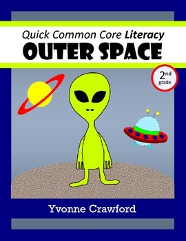 Space No Prep Common Core Literacy (2nd grade)