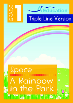 Space - Rainbows (I): A Rainbow in the Park - Grade 1 ('Tr