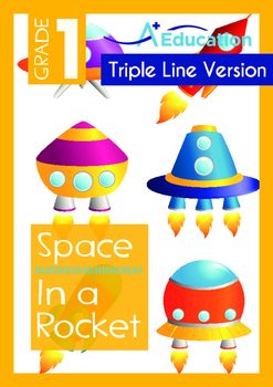 Space - Rockets (II): In a Rocket - Grade 1 (with 'Triple-