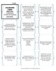 Astronomy Science Vocabulary Flip Card Set