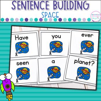 Space Sentence Scramble