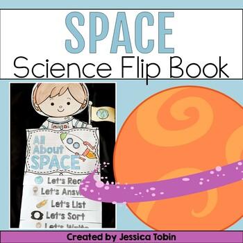 Space & Solar System Flip Book