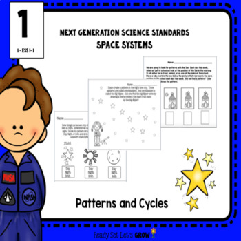 Space Systems: Patterns and Cycles (NGSS 1-ESS1-1)