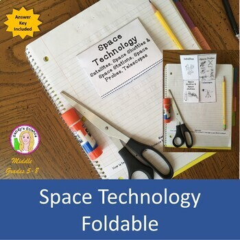 Space Technology Foldable