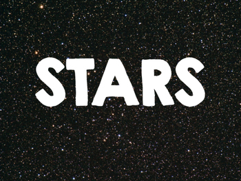 Space - The Stars