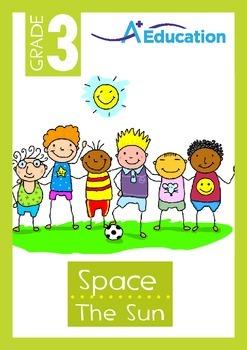 Space - The Sun - Grade 3