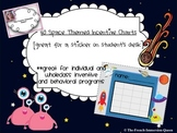 Incentive Charts - Space Theme ENGLISH