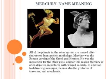 Space Vol. 3 - Mercury And Venus - PowerPoint Presentation