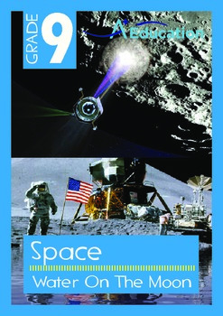 Space - Water On The Moon - Grade 9
