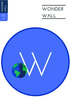 Space Wonder Wall Display